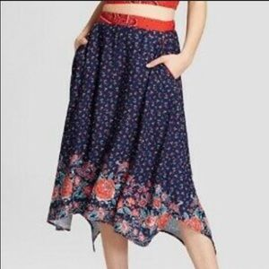 3 for $13 ⭐️ Xhilaration Handkerchief Skirt